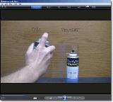 Aerosol Toner Dye and Pigment